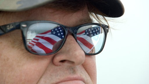 Michael Moore says he's getting out of hospital