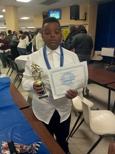 Such a loss...fire victim 12 year old Sanford Harling died going back into home to save his father @FOX29philly https://t.co/Y7hVFopNq7