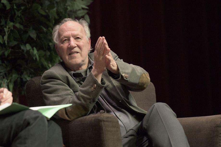 When Werner Herzog came to Stanford. via @caillemillner