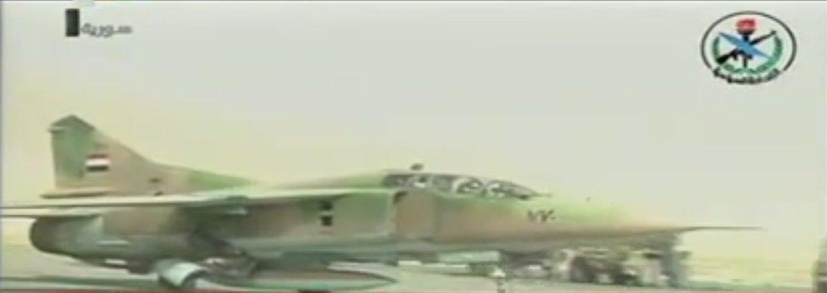 القوات الجويه السوريه .....دورها في الحرب القائمه  - صفحة 2 Caet7evWIAQhpoG