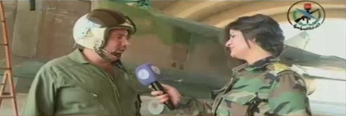 القوات الجويه السوريه .....دورها في الحرب القائمه  - صفحة 2 Caet8ReW4AAH4AS