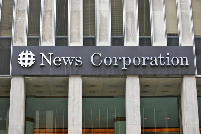 News Corp. plummets as profit trails estimates on ad revenue. https://t.co/3zbo2JxuBU https://t.co/vjup1SI4jH