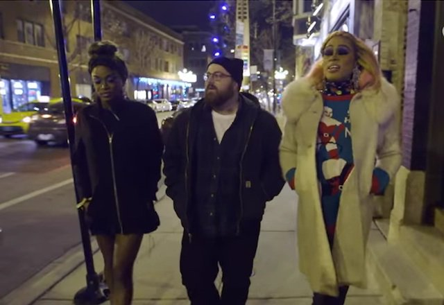 Take A Video Tour Of Halsted Street With Bear Rapper Big Dipper