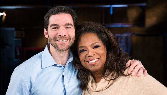 The Simple, Life-Changing Question:  Can You Answer IT? @jeffweiner with @Oprah  https://t.co/o1FNrQXWny https://t.co/OUudMOCM5q