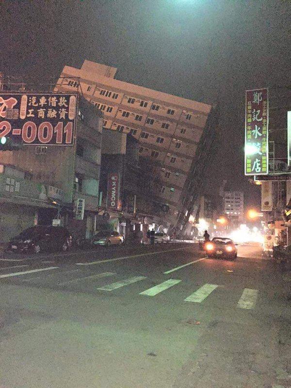 Terremoto Oggi Taiwan: forte scossa M6.5 con danni e vittime, no Allarme Tsunami