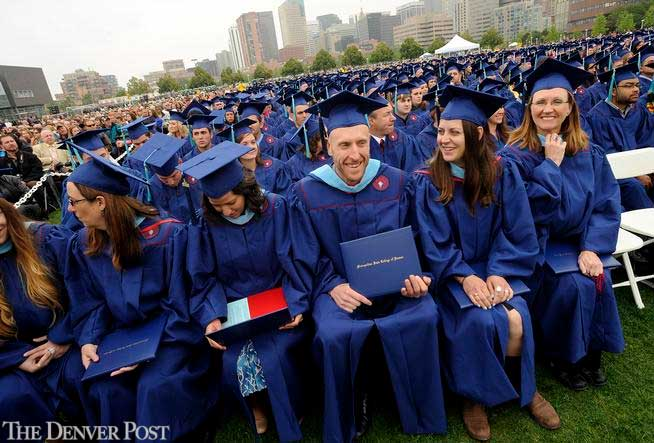 Report: Less Colorado graduates with education degrees, again: by @YeseniaRobles