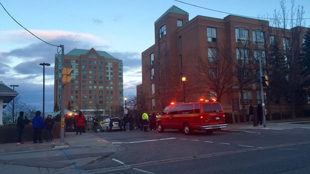 Two dead following fire at TCHC building in Malvern