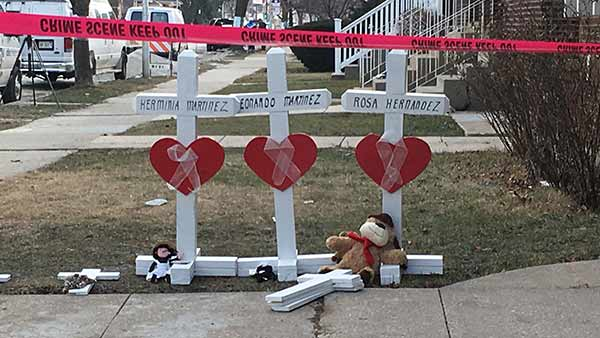 RIP: Six family members murdered in Gage Park home.... PHOTOS