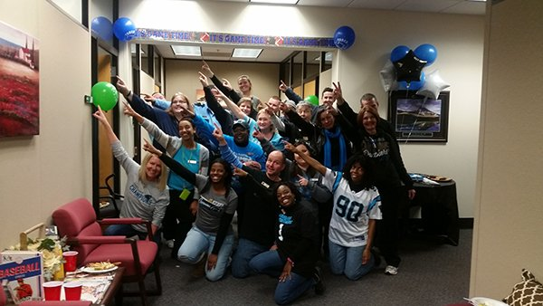 #cpcc4panthers #KeepPounding #cpcclevine Student Services Levine Campus https://t.co/ZRxYQFXcRQ