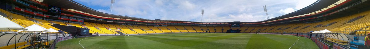 Thumbnail for Sun shines on Welly for ANZ ODI 2
