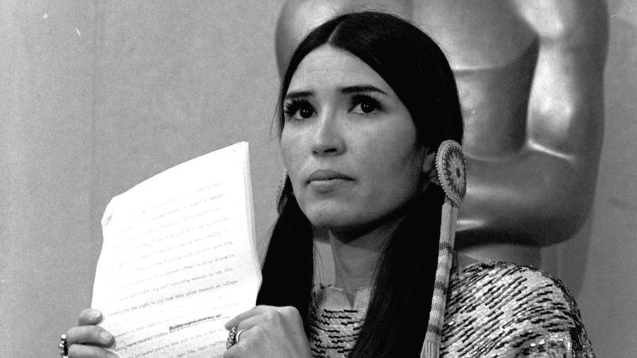Meet the woman who refused Marlon Brando's Oscar and inspired Jada Pinkett Smith's boycott