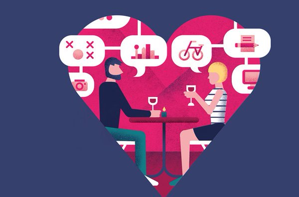 First impressions are crucial–especially on a date. Use these 5 topics to your advantage.