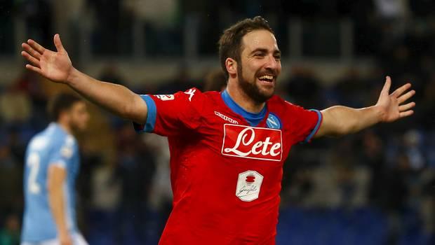 Quote Serie A 24a giornata: Prosegue l'inseguimento della Juventus sul Napoli dei 23 goal del Pipita Higuain