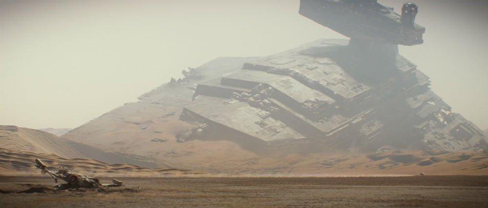 Star Wars: Episode VIII Teaser Debuts As Production Begins 2