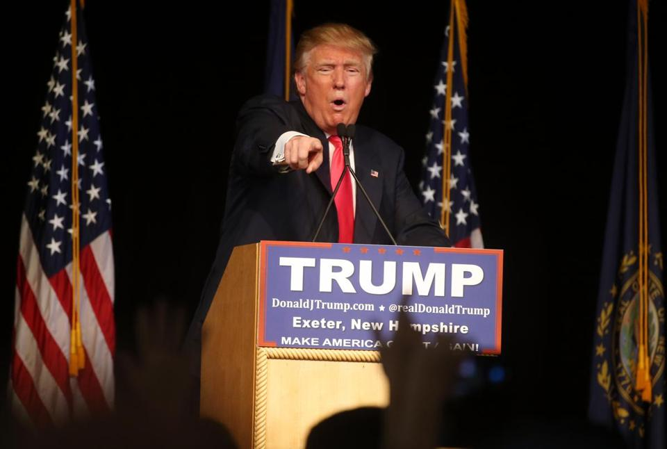 New poll finds Donald Trump retaining strong N.H. lead after Iowa fitn