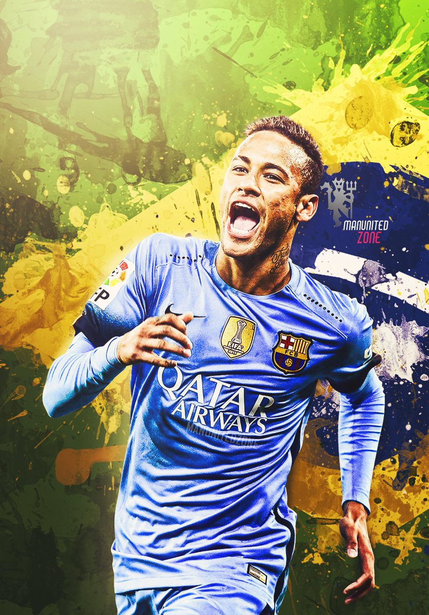 ManUnitedZone On Twitter Neymar Iphone Wallpaper RTs Likes Appreciated Could You Have Seen Him Joining MUFC Tco ZML41p7M58