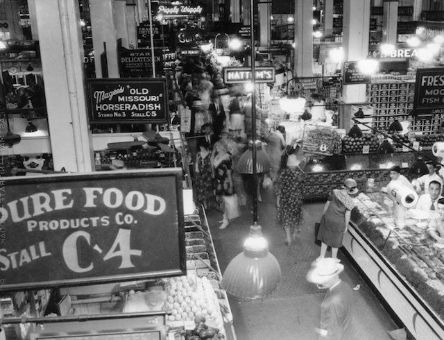 Grand Central Market Before It Became A Haven For Foodies