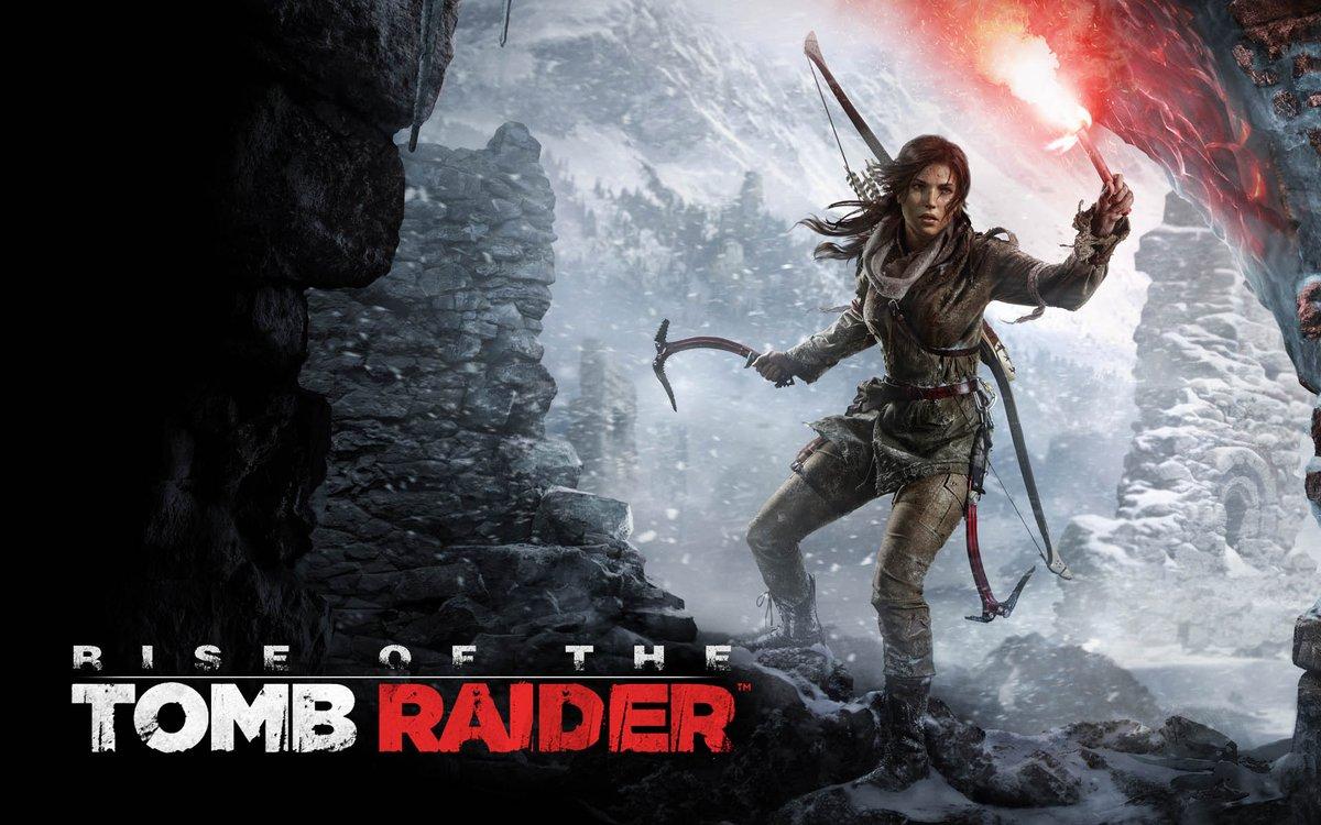 "Hoy jugamos ""Rise of the Tomb Raider"" + Concurso! https://t.co/uOKKY4rbi1 @tombraider @StreamsEspanol @GamingLATAM https://t.co/TnK7mPlpik"