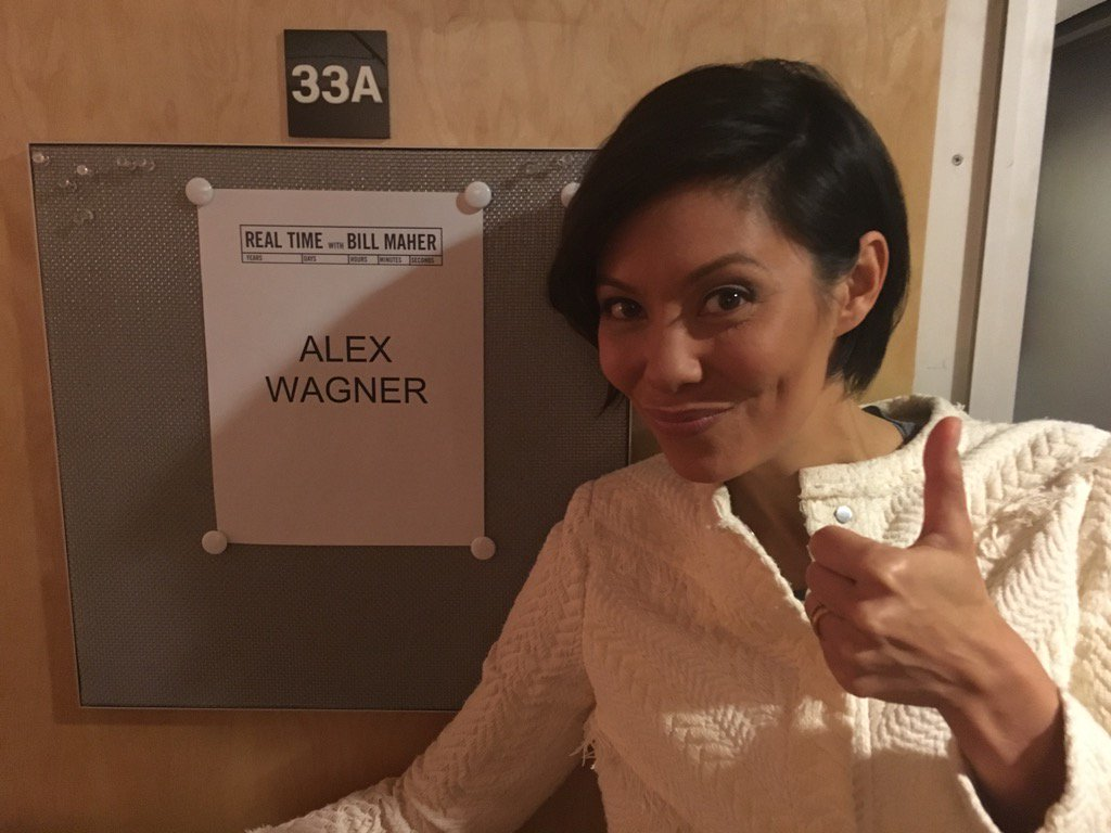 Alex Wagner  - Getting real twitter @alexwagner