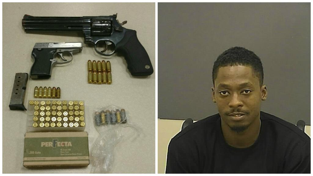 Police seize loaded handguns in Central Baltimore apartments: LiveOnFOX45