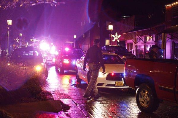 Seaside police officer shot and killed serving warrant LiveOnK2