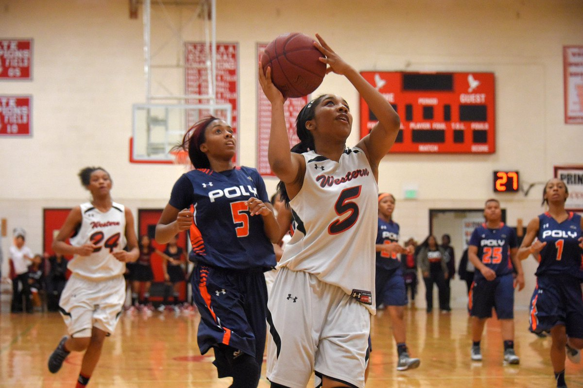 No. 7 Western holds off No. 13 Poly as coaches ejected from tense matchup