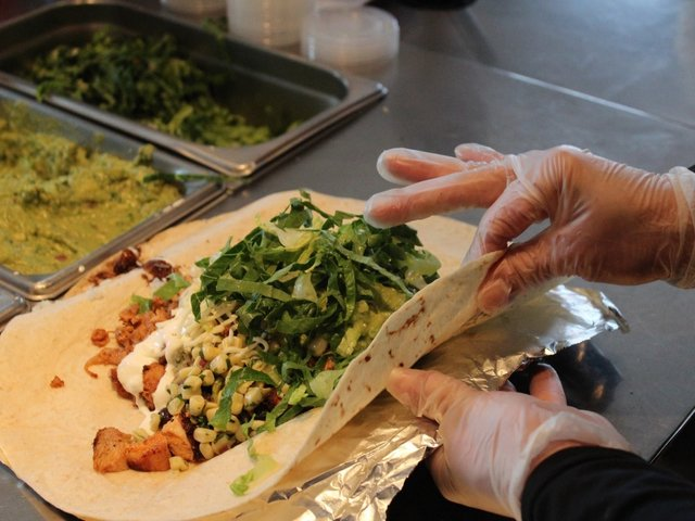 Several local Chipotle locations have mult inspection violations; nationwide meeting Monday