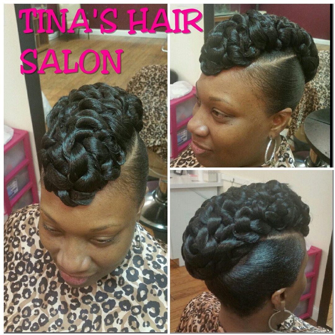 Tina\'s Hair Salon on Twitter: \