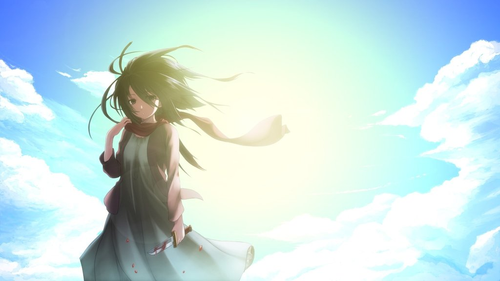 4K HD Wallpapers On Twitter Download Shingeki No Kyojin Mikasa