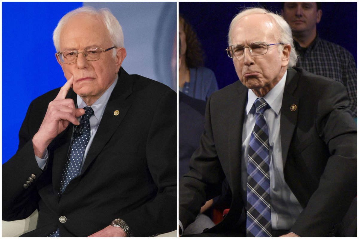 Bernie Sanders to join Larry David on 'SNL'