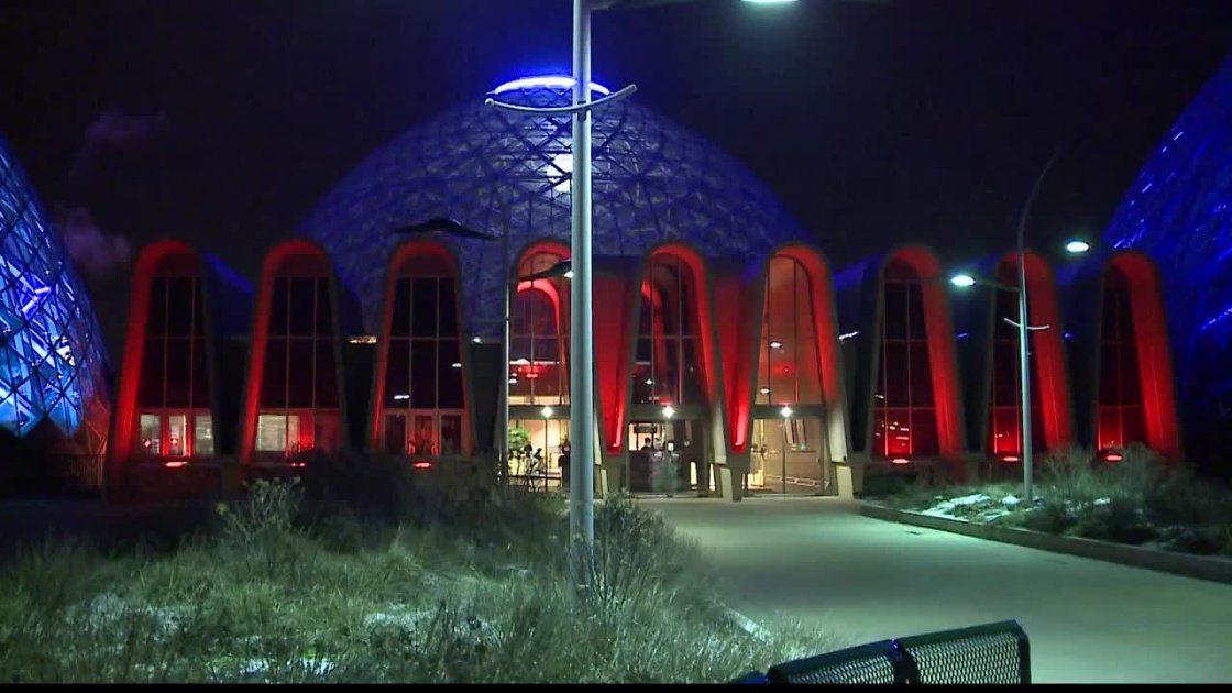 Mitchell Park Domes closed over safety concerns