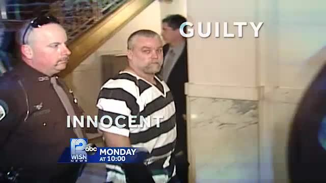 Monday at 10: WISN 12 News digs into the Steven Avery case file