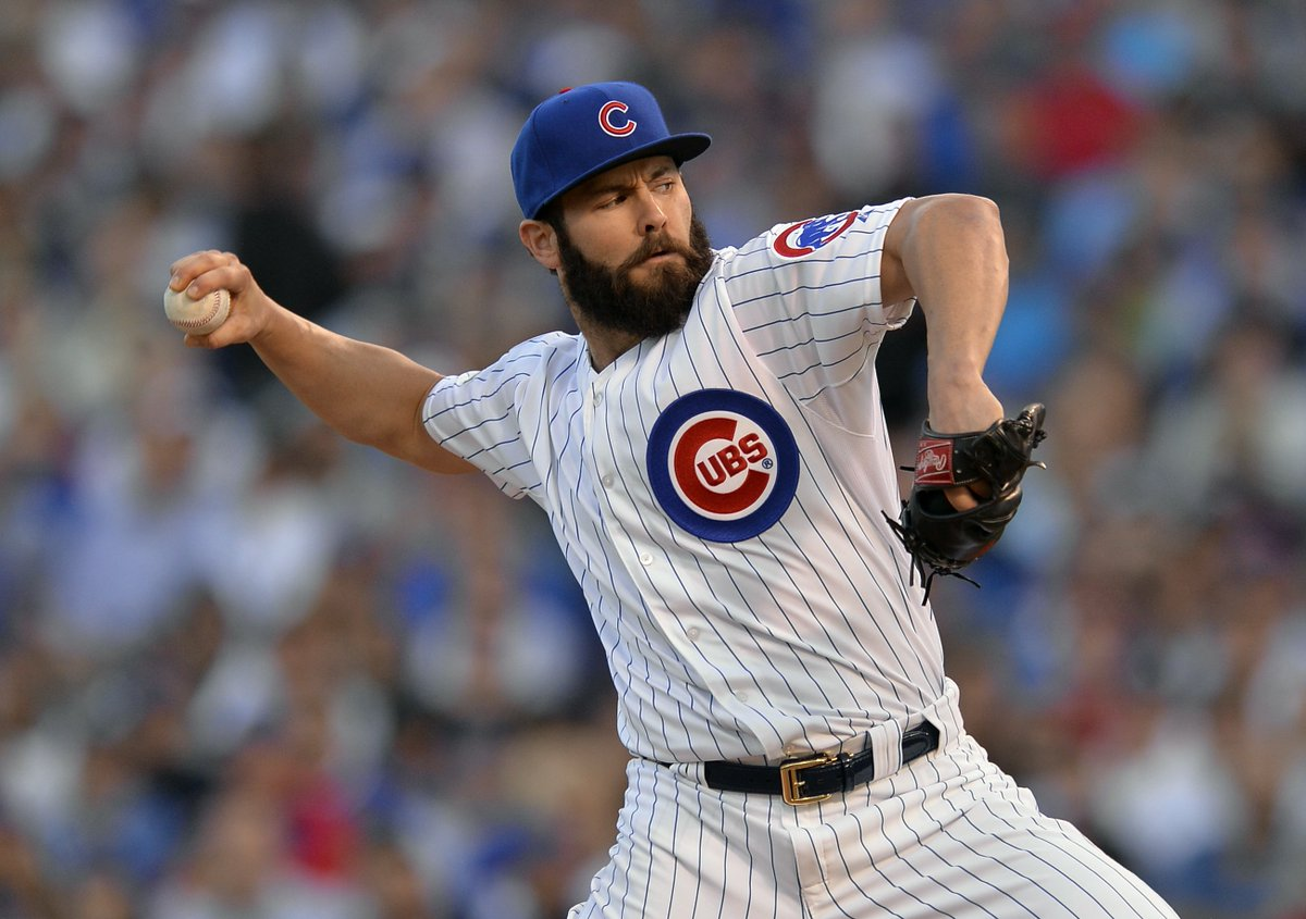 AP source: Jake Arrieta, Cubs agree on $10.7 million, one-year deal