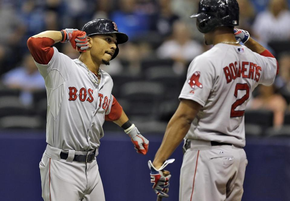 @alexspeier: Should the @RedSox sign Bogaerts or Betts to an extension?