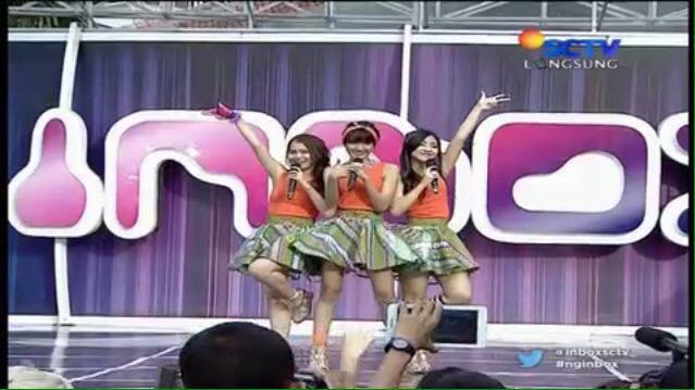 CHibi Fun @Cherrybelleindo  My 1st Dance choreo in 2016