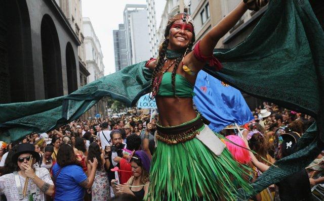 Zika virus won't ruin Brazil's Carnival