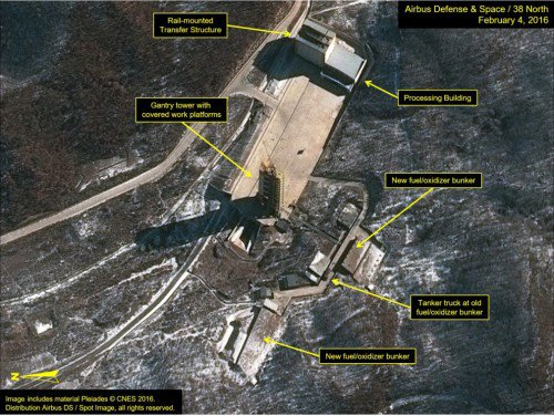 DPR Korea Space and Missiles - Page 2 CagdEjkUAAALboR