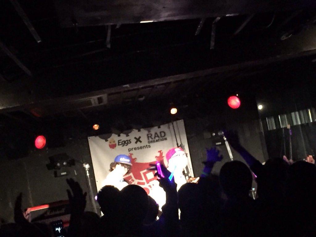 名古屋…でらロック…ONIGAWARAで準備体操できたかな…?来てくれてありがとう…これからでらロックで楽しい週末にしてくれよ…そして我々ONIGAWARAは川崎へ向かう…光の速さで法定速度を遵守して…ありがとう…(斉藤)