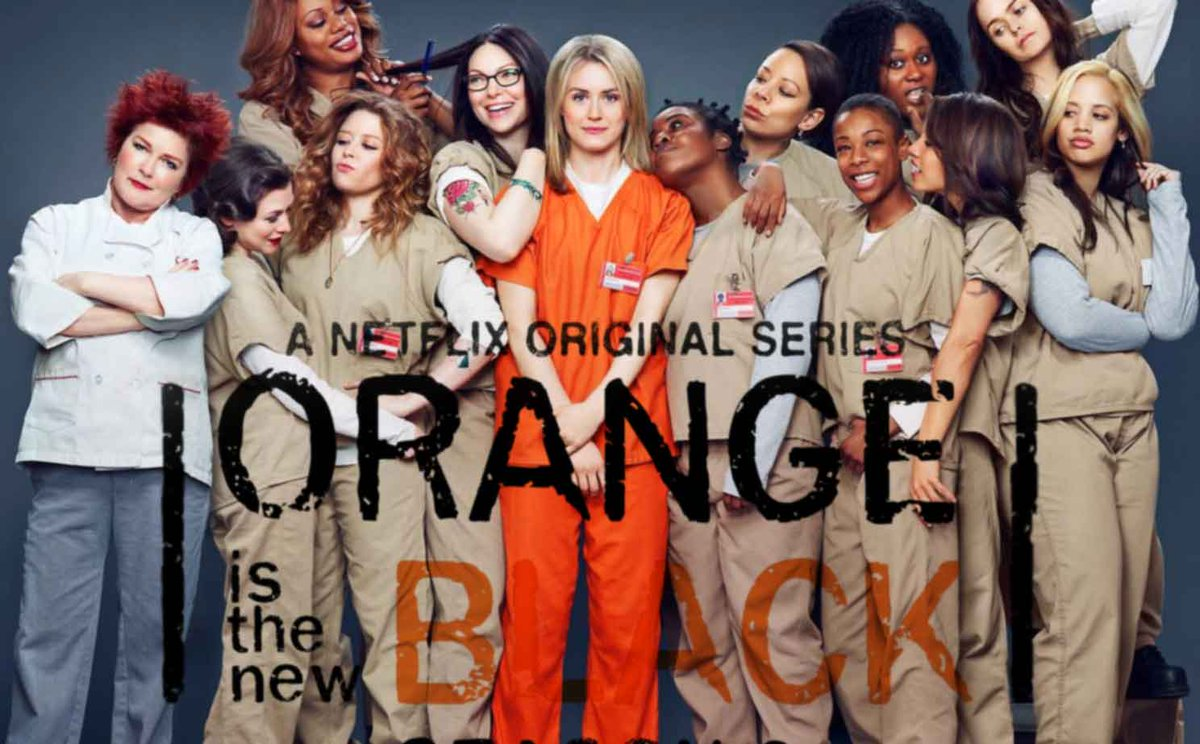 Netflix confirma 3 nuevas temporadas para The Orange Is The New Black https://t.co/qSRCvNw4td #RanasCreativas https://t.co/kKGGCJReLG