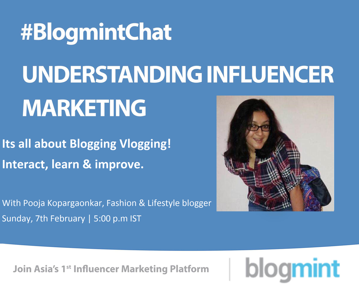 Make your Sunday even better! Join us Today, 5:00 p.m to chat about Better #Blogging at our second #BlogmintCHAT https://t.co/zZhngokXOK