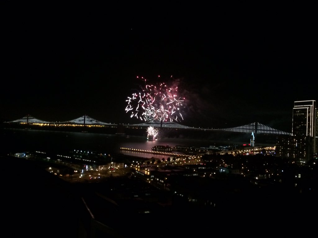 now on our Facebook page sb50 fireworks show!