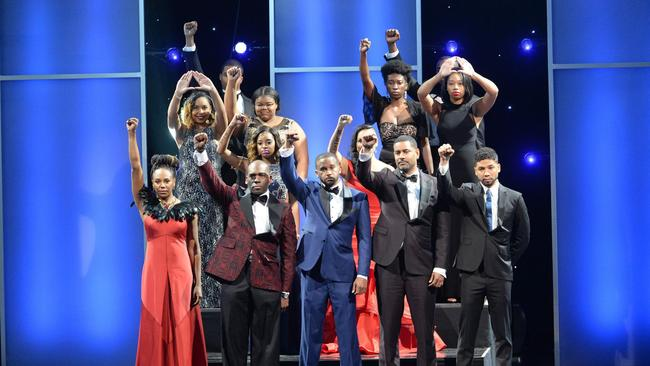 Highlights of the NAACP Image Awards, as told by Twitter