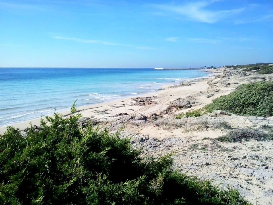 Il mare dei sette colori a Campomarino di Maruggio