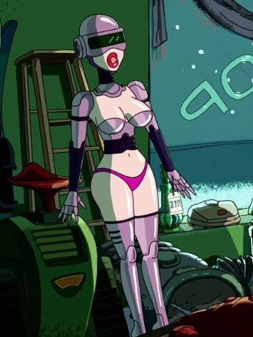 Секс робот axis видео