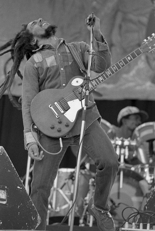 To the man from trench town whose music is timeless and universal....Happy Birthday and R.I.P #legend #bobmarley https://t.co/j8vRm4zf6D