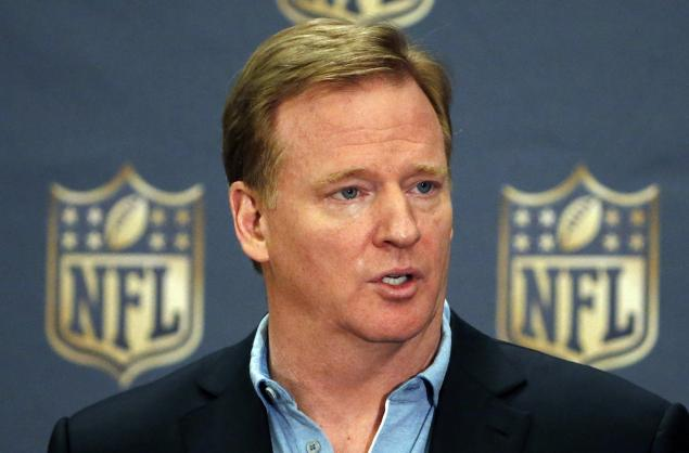Roger Goodell in full spin mode after concussion reporting