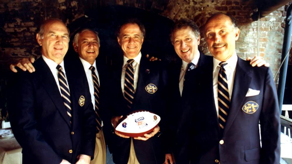 SB50 ritual: 5 longtime friends have attended every Super Bowl together