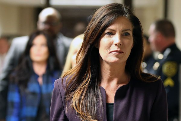 State Supreme Court rejects AG Kathleen Kane's bid to reverse suspension of her law license.