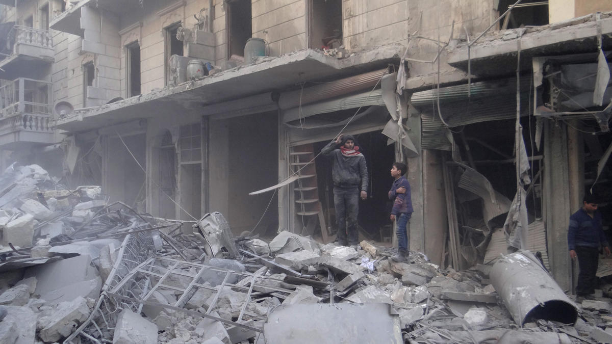 Humanitarian aid cut off to thousands in Syria -->