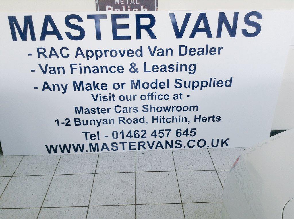 9a85141579 Master Van Sales ( Bedfordshirevan)